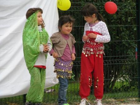 Cirque des enfants